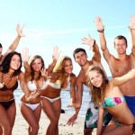 bigstock-happy-teenagers-playi